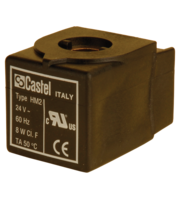 The coil to solenoidal Castel 9100/RA2 HM2 gates
