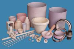 The ceramics is corundum