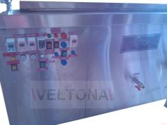 Pasteurizer and cooler of KE 250 ON (Stainless
