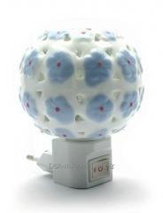 Aromalampa-nochnik electro Sphere of 13,5х8х8 cm