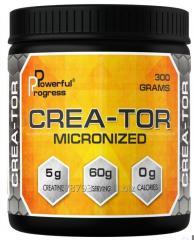 Creatine monohydrate the micronized Crea-Tor