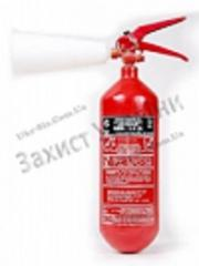 Fire extinguisher carbon dioxide (OU-2)