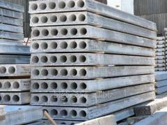 Covering plates multihollow reinforced concrete,
