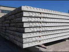 Covering plates multihollow reinforced concrete,