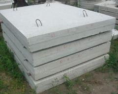 Covering plates multihollow reinforced concrete in