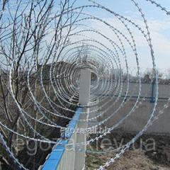 Барьер спиральный СББ Егоза-Стандарт 950/5
