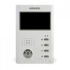 Видеодомофон Kenwei E430C-A