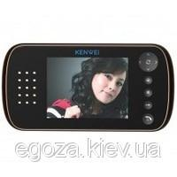 Kenwei E-562C video on-door speakerphone