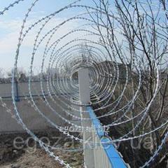 Заграждение колюче-режущее спиральное Егоза-Стандарт 950/5