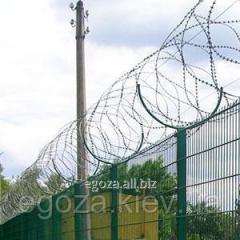 Заграждение колюче-режущее спиральное Егоза Кайман 600/5