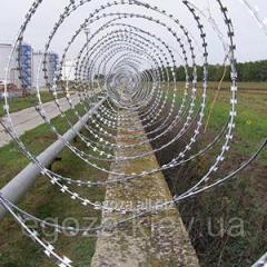 Wire prickly Fidget Kayman 800/5 spiral