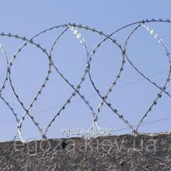 Wire prickly Kontsertina 950/7 spiral