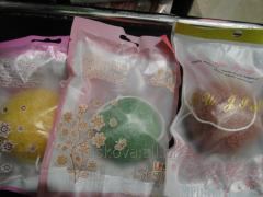Konjac sponges for washing, a soft peeling and