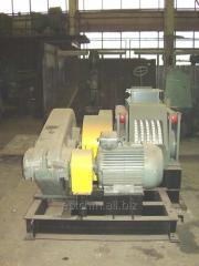 Model 19PS Briquetting Roller Press