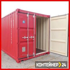 Sea container of 20 feet! New and second-hand!