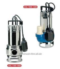 Nerzhav_yuch_ the pump Speroni SXG for