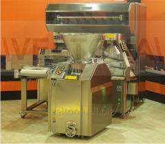Volume dough divider vacuum (Digital) VASL 200