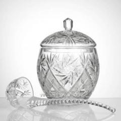 Kompotnitsa crystal with circles 5572 1000/1 8 of