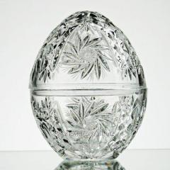 Crystal casket Egg 5201 cutting 900/125