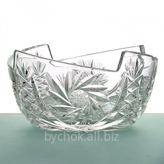 Vase crystal for table layout 10026 1 conducted