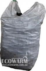 Torfobriketa Big-Bag on 1 ton