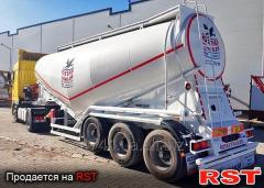 TRAILER VARZ NPTs2734 Cement truck