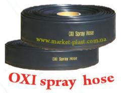 Spray spray a tape for watering of Oxi with