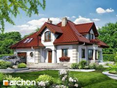Проект среднего дома (150-200 м2) Дом под...