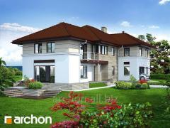 Проект дома Вилла Приморская