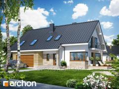 Готовый проект дома Дом в айдаредах (Г2)