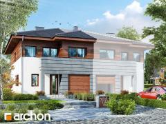 Готовый проект дома Вилла Юлия (Б)