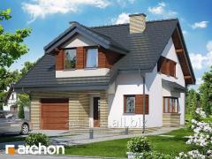Проект дома оригинальный Дом в одуванчиках (Н)