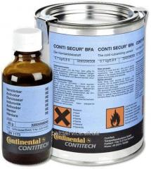 Conti Secur BFA glue – the best means for fast and reliable pasting of conveyer belts