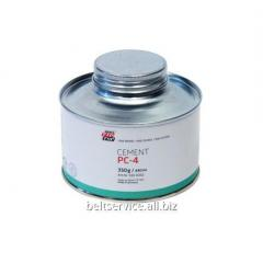 PC-4 PLASTIC CEMENT REMA TIP TOP for PVC of
