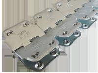 MS 45 шарнирные винтовые механические соединители для стыковки конвейерных лент толщиной от 6 до 12 мм