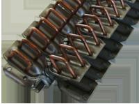 Стыковка конвейерных лент MLT - замки для конвейерных лент Франция, Германия