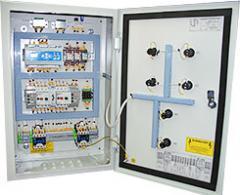 S2P-F - автоматическая система управления 2-х
