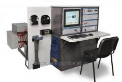 ETL-80V Complex system of testing of a cable and