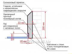 Гранична BR 20 N саморазливни подови