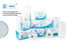 K-fix of 10 m x 5 cm - elastic polymeric a plaster