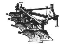 Plow hinged level PNYa-4-42