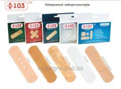 103 Set plastirіv (Accessories, Fabrics, Prozorov,