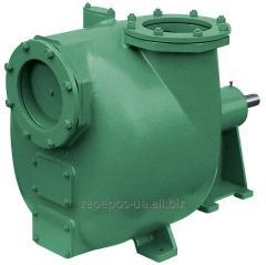 Drainage vortex pumps