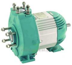 Chemical plastic pumps