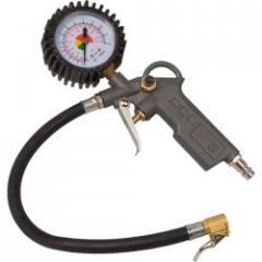 The pneumogun for inflating of wheels of MIOL