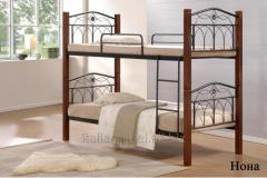 "Ukrainian bunk shod bed ""Nona"