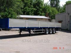 VARZ-NPV 2512 semi-trailer platform