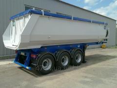 VARZ NPS-2730S semi-trailer dump truck