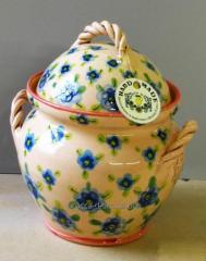 Pot for baking (bakeware)