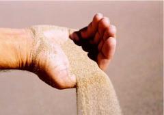 Реализуем песок строительный